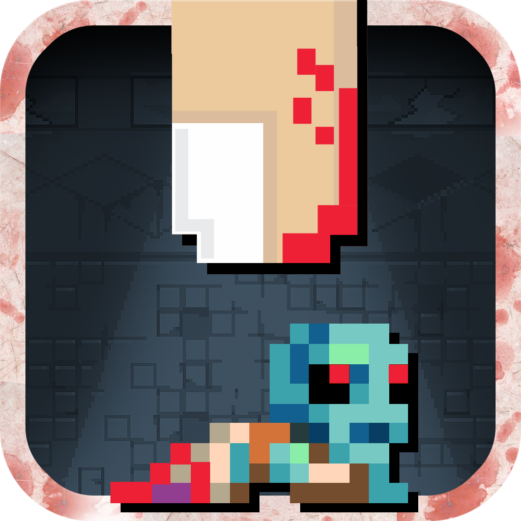 The Tapping Dead by Crazy Cricket, LLC icon